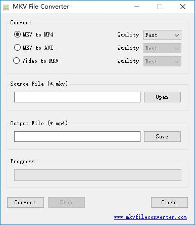 Follow the steps & see how to convert MKV to MP4 or AVI